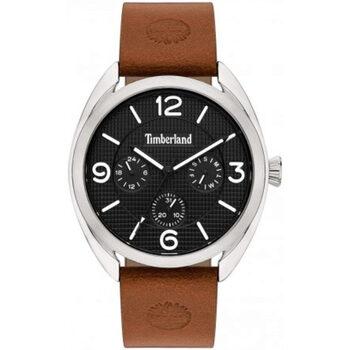 Ceasuri & Bijuterii Bărbați Ceasuri Analogice Timberland TBL15631JYS.02, Quartz, 44mm, 3ATM Argintiu