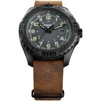 Ceasuri & Bijuterii Bărbați Ceasuri Analogice Traser H3 109036, Quartz, 44mm, 20ATM Negru