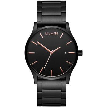 Ceasuri & Bijuterii Bărbați Ceasuri Analogice Mvmt MM01-BBRG, Quartz, 45mm, 3ATM Negru