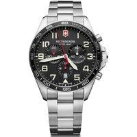 Ceasuri & Bijuterii Bărbați Ceasuri Analogice Victorinox 241855, Quartz, 42mm, 10ATM Argintiu