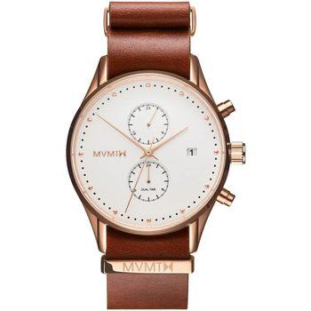 Ceasuri & Bijuterii Bărbați Ceasuri Analogice Mvmt MV01-RGNA2, Quartz, 42mm, 10ATM Auriu