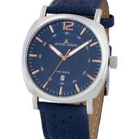 Ceasuri & Bijuterii Bărbați Ceasuri Analogice Jacques Lemans 1-1943C, Quartz, 42mm, 10ATM Argintiu