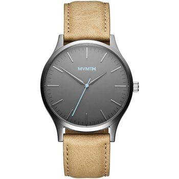 Ceasuri & Bijuterii Bărbați Ceasuri Analogice Mvmt MT01-GML, Quartz, 40mm, 3ATM Negru