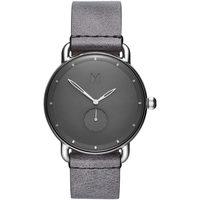 Ceasuri & Bijuterii Bărbați Ceasuri Analogice Mvmt D-MR01-SGR, Quartz, 41mm, 5ATM Argintiu