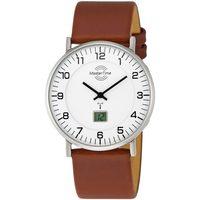 Ceasuri & Bijuterii Bărbați Ceasuri Analogice Master Time MTGS-10561-12L, Quartz, 42mm, 5ATM Argintiu