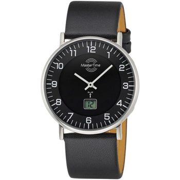 Ceasuri & Bijuterii Bărbați Ceasuri Analogice Master Time MTGS-10560-22L, Quartz, 40mm, 5ATM Argintiu