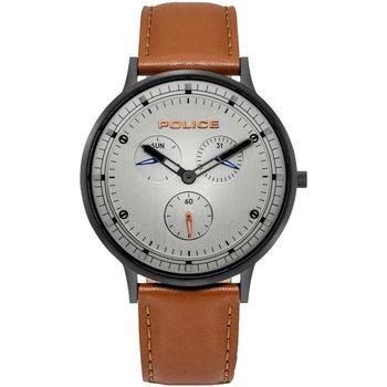 Ceasuri & Bijuterii Bărbați Ceasuri Analogice Police PL15968JSB.04, Quartz, 42mm, 3ATM Negru