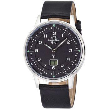 Ceasuri & Bijuterii Bărbați Ceasuri Analogice Master Time MTGS-10658-71L, Quartz, 42mm, 5ATM Argintiu