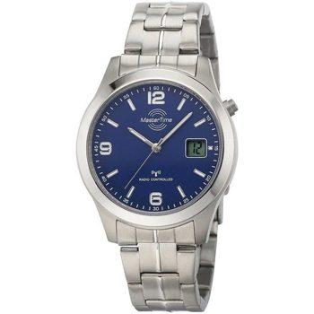 Ceasuri & Bijuterii Bărbați Ceasuri Analogice Master Time MTGT-10351-31M, Quartz, 42mm, 5ATM Argintiu