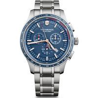 Ceasuri & Bijuterii Bărbați Ceasuri Analogice Victorinox 241817, Quartz, 44mm, 10ATM Argintiu