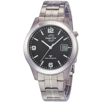 Ceasuri & Bijuterii Bărbați Ceasuri Analogice Master Time MTGT-10349-22M, Quartz, 42mm, 5ATM Argintiu