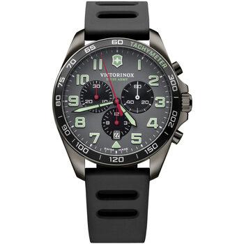 Ceasuri & Bijuterii Bărbați Ceasuri Analogice Victorinox 241891, Quartz, 41mm, 10ATM Negru