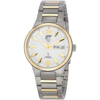 Ceasuri & Bijuterii Bărbați Ceasuri Analogice Ett Eco Tech Time EGT-11322-11M, Quartz, 40mm, 5ATM Gri