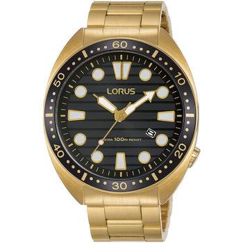 Ceasuri & Bijuterii Bărbați Ceasuri Analogice Lorus RH922LX9, Quartz, 42mm, 10ATM Auriu