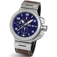Ceasuri & Bijuterii Bărbați Ceasuri Analogice Tw-Steel ACE203, Automatic, 46mm, 10ATM Argintiu