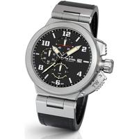 Ceasuri & Bijuterii Bărbați Ceasuri Analogice Tw-Steel ACE204, Automatic, 46mm, 10ATM Argintiu