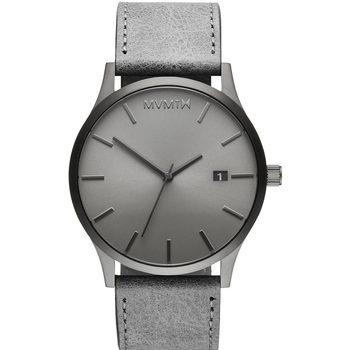 Ceasuri & Bijuterii Bărbați Ceasuri Analogice Mvmt D-MM01-GRGR, Quartz, 45mm, 3ATM Gri