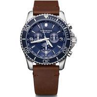 Ceasuri & Bijuterii Bărbați Ceasuri Analogice Victorinox 241865, Quartz, 43mm, 10ATM Argintiu