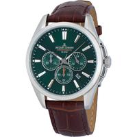Ceasuri & Bijuterii Bărbați Ceasuri Analogice Jacques Lemans 1-1945C, Quartz, 42mm, 10ATM Argintiu