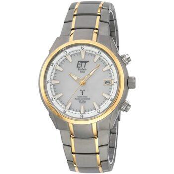 Ceasuri & Bijuterii Bărbați Ceasuri Analogice Ett Eco Tech Time EGT-11337-51M, Quartz, 42mm, 10ATM Gri