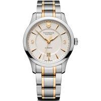 Ceasuri & Bijuterii Bărbați Ceasuri Analogice Victorinox 241874, Automatic, 40mm, 10ATM Argintiu