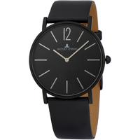 Ceasuri & Bijuterii Bărbați Ceasuri Analogice Jacques Lemans 1-2030I, Quartz, 40mm, 5ATM Negru