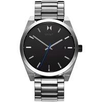 Ceasuri & Bijuterii Bărbați Ceasuri Analogice Mvmt 28000038-D, Quartz, 43mm, 5ATM Argintiu