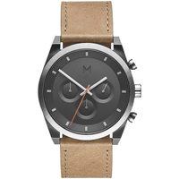 Ceasuri & Bijuterii Bărbați Ceasuri Analogice Mvmt 28000044-D, Quartz, 44mm, 5ATM Gri
