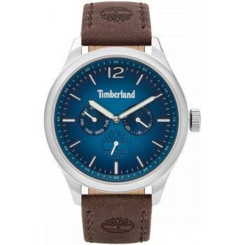 Ceasuri & Bijuterii Bărbați Ceasuri Analogice Timberland TBL15940JS.03, Quartz, 46mm, 5ATM Argintiu