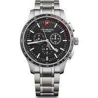 Ceasuri & Bijuterii Bărbați Ceasuri Analogice Victorinox 241816, Quartz, 44mm, 10ATM Argintiu