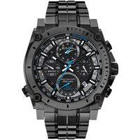 Ceasuri & Bijuterii Bărbați Ceasuri Analogice Bulova 98B229, Quartz, 46mm, 30ATM Negru