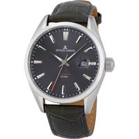 Ceasuri & Bijuterii Bărbați Ceasuri Analogice Jacques Lemans 1-1846A, Automatic, 42mm, 10ATM Argintiu