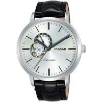 Ceasuri & Bijuterii Bărbați Ceasuri Analogice Pulsar P9A005X1, Automatic, 42mm, 5ATM Argintiu