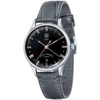 Ceasuri & Bijuterii Bărbați Ceasuri Analogice Dufa DF-9006-08, Quartz, 38mm, 3ATM Argintiu