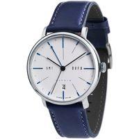 Ceasuri & Bijuterii Bărbați Ceasuri Analogice Dufa DF-9030-01, Quartz, 40mm, 3ATM Argintiu