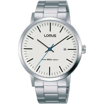Ceasuri & Bijuterii Bărbați Ceasuri Analogice Lorus RH991JX9, Quartz, 40mm, 5ATM Argintiu