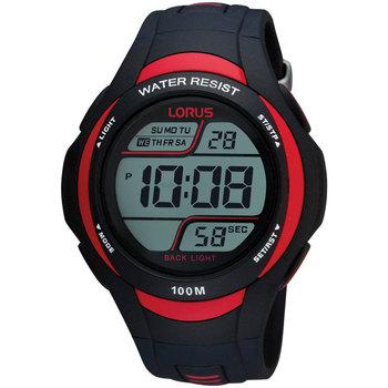Ceasuri & Bijuterii Bărbați Ceasuri Digitale Lorus R2307EX9, Quartz, 46mm, 10ATM Negru