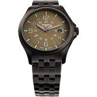 Ceasuri & Bijuterii Bărbați Ceasuri Analogice Traser H3 108738, Quartz, 42mm, 10ATM Negru