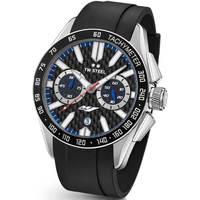 Ceasuri & Bijuterii Bărbați Ceasuri Analogice Tw-Steel GS1, Quartz, 42mm, 10ATM Argintiu
