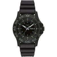Ceasuri & Bijuterii Bărbați Ceasuri Analogice Traser H3 104207, Quartz, 45mm, 20ATM Negru