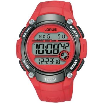 Ceasuri & Bijuterii Bărbați Ceasuri Digitale Lorus R2343MX9, Quartz, 46mm, 10ATM roșu