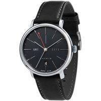 Ceasuri & Bijuterii Bărbați Ceasuri Analogice Dufa DF-9030-02, Quartz, 40mm, 3ATM Argintiu