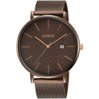 Ceasuri & Bijuterii Bărbați Ceasuri Analogice Lorus RH913LX9, Quartz, 42mm, 3ATM Maro