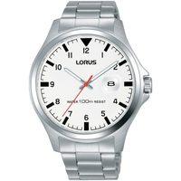 Ceasuri & Bijuterii Bărbați Ceasuri Analogice Lorus RH965KX9, Quartz, 42mm, 10ATM Argintiu