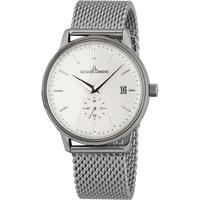Ceasuri & Bijuterii Bărbați Ceasuri Analogice Jacques Lemans N-215F, Quartz, 40mm, 5ATM Argintiu