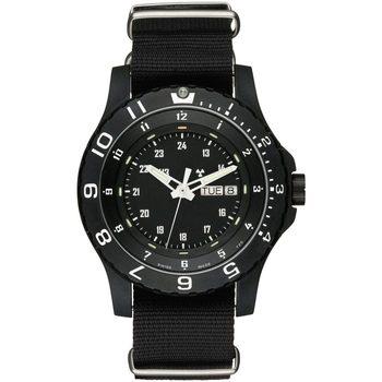 Ceasuri & Bijuterii Bărbați Ceasuri Analogice Traser H3 100269, Quartz, 45mm, 20ATM Negru
