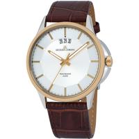 Ceasuri & Bijuterii Bărbați Ceasuri Analogice Jacques Lemans 1-1540H, Quartz, 42mm, 10ATM Argintiu