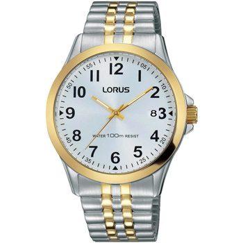 Ceasuri & Bijuterii Bărbați Ceasuri Analogice Lorus RS972CX9, Quartz, 38mm, 10ATM Argintiu