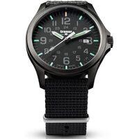 Ceasuri & Bijuterii Bărbați Ceasuri Analogice Traser H3 107422, Quartz, 42mm, 10ATM Negru