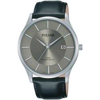 Ceasuri & Bijuterii Bărbați Ceasuri Analogice Pulsar PS9545X1, Quartz, 41mm, 5ATM Argintiu
